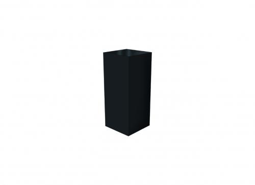 Dekosäule 45, schwarz