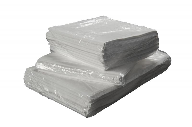 Tischdecke, weiss, 130 x 190 cm