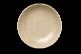MESH Teller tief Ø 19 cm, cream