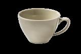 MESH Kaffeetasse, nicht stapelbar, cream