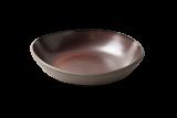 JUNTO Teller tief Ø 28 cm, bronze
