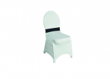 chair band for stretch cover for banquet chairs