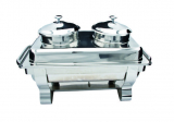 Suppenstation inkl. Chafing Dishes