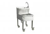 Handwaschbecken/Topfausguss