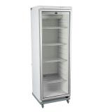 fridge for bottles, white