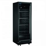 fridge for bottles, black