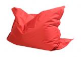 Sitzsack, rot