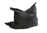 Sitzsack, schwarz