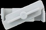 Reihenverbinder für Stuhl APOLLO, weiß