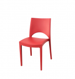 chair APOLLO, red