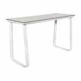 bar table MOOD, ALL WHITE
