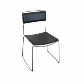 Stuhl NEWBOND, schwarz