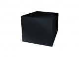 Tischwürfel, schwarz