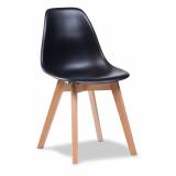 Stuhl CECILE, schwarz