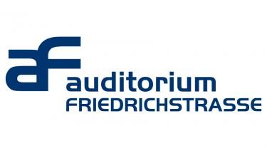 AUDITORIUM FRIEDRICHSTRASSE