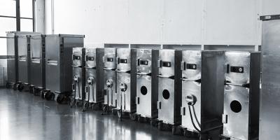 Großküchentechnik-Elektrogeräte