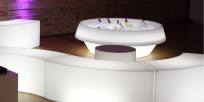 Sitzmöglichkeiten Lounge