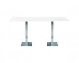 bar table M, white