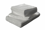 table cloth, white, 160 x 160 cm
