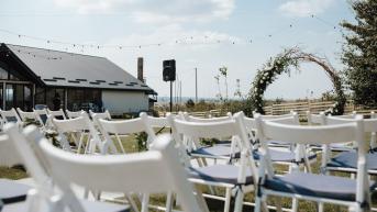 Klappstuhl Wedding