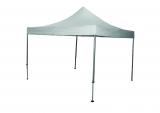 folding pavilion (easy-up-tent), white, 300 x 300 cm