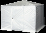 cooling tent, white